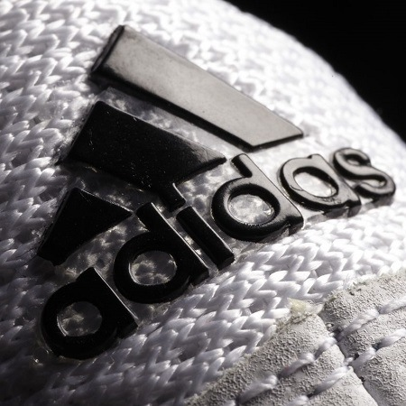 Adidas Logo On Sport Shoe