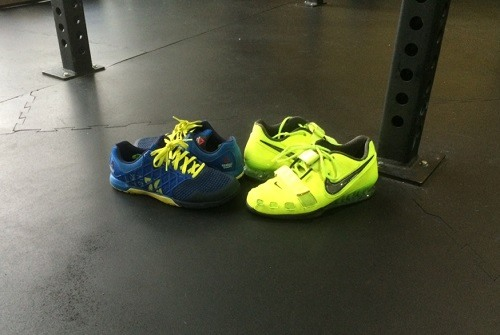 Weightlifting Shoe Vs. Standard Exercise Shoes