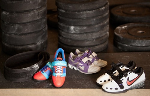 Different Types Of Weightlifting Shoes