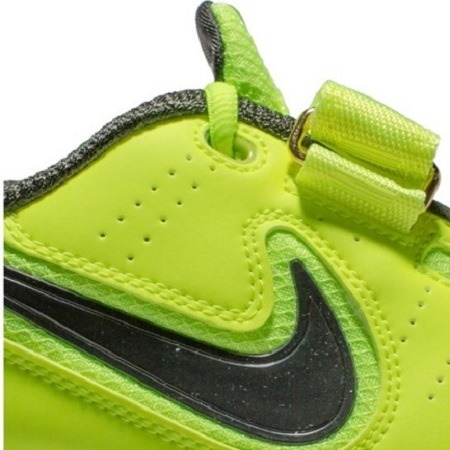 Nike Logo On Sport Shoe