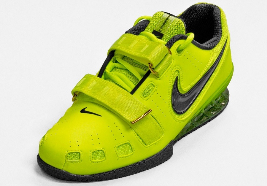 Nike Men's Romaleos Weightlifting Shoes Review